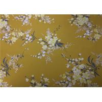 China American Style Special Printed Designs Embossed Wallpaper For Home Decoration on sale