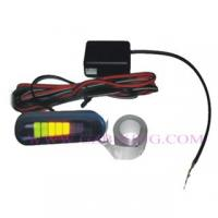 China Wireless electromagnetic parking sensor with buzzer built-in LED display wholesale