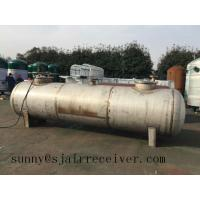 China Underground Heating Oil  Fuel Container Tanks , Underground Gasoline Storage Tanks wholesale