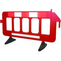 China Light Weight Portable Safety Barriers , Expandable Foldable Safety Barriers wholesale