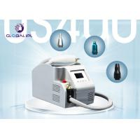 China Sapphire / Ruby Q Switched ND YAG Laser Tattoo Removal Machine 1400mj , 1064nm / 532nm wholesale
