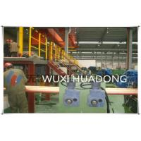 Water Cooler Continuous Casting Machine Horizontal For Bronze Pipes
