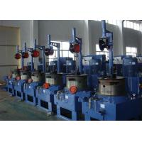 China Pulley Continuous Copper Wire Drawing Plant With CE / ISO9001 Certification wholesale