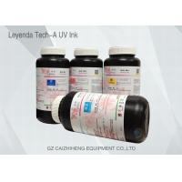 China 7 Color Ricoh Dynamic UV Printer Ink With Curing Led Light Non Toxic wholesale
