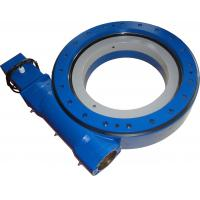 China Heavy Duty HSE Series Slewing Ring Bearing Worm Drive For Crane Machinery or Solar Tracker wholesale
