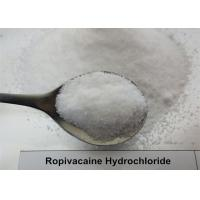 China Strongest Local Anesthetic Powder Ropivacaine HCL Pharmaceutical Anabolic Steroids wholesale
