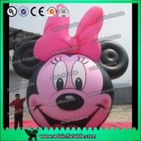 China Portable Oxford Cloth Inflatable Minnie Mickey Mouse Adventure Playground wholesale
