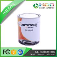 China Automotive Refinish- Good Covering basecoat (AUTOTONE Paint ) 008613530008369 wholesale