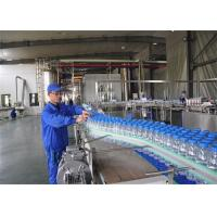 China Full Automatic Small Bottled Drinking Water Production Line SUS304 wholesale