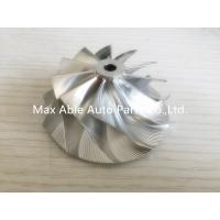 China TD04HL 46.02X58mm 11+0 blades 49189-X performance design Turbocharger Billet compressor wh wholesale