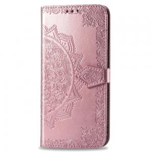 China Flower PU Leather Soft iPhone11 Leather Flip Cases wholesale