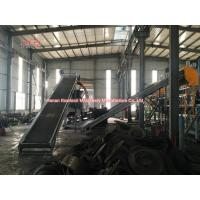 China High Efficiency Tire Recycling Plant No Waste Residue 0.25-10 Ton/Hour on sale