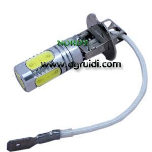 China Led Fog Light H3 1.5w high power LED Headlight Lamp 12V/24V H4 H3 led fog light wholesale
