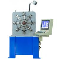 Buy cheap High precision and stable performance 11 axis camless CNC spring making machine with spinner motor from wholesalers