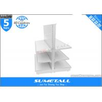 Buy cheap Gondola Metal Store Shelving Shop Display Shelf For Supermarket Decoration product