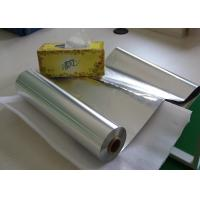 Quality 1500Sf Household Aluminum Foil High Temperature Resistant 18'' Width x 1000' Length for sale