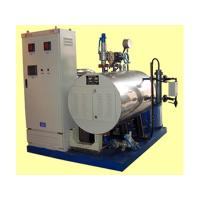 China Duct Type Electric Thermal Oil Heater Designed For Heating Medium With Vessel wholesale