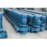 China Vertical and horizontal type blue cast iron or stainless steel  submersible pipeline pump wholesale