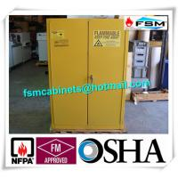China Steel Chemical Flammable Liquid Containers With Grounding Connector wholesale