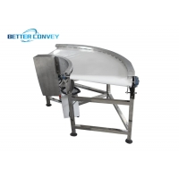China 60 Degrees 90 Degrees 180 Degree Conveyor For Logistic wholesale