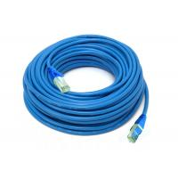 Buy cheap CAT6 RJ45 Copper Lan Cable FTP SFTP Jumper 4×7*0.16 Cu 5.2mm 24awg 20m Network from wholesalers