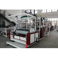 China 500-1500mm Width Plastic Wrapping Machine , Stretch Film Rewinding Machine wholesale