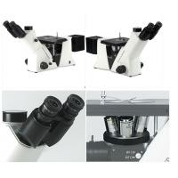 China Infinity Optical Inverted Metallurgical Microscope , Mechanical Stage Microscope wholesale