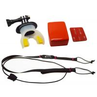 China Mouth Mount Set with Floaty Block and Rope Bicycle Camera Mount 0.25kg wholesale