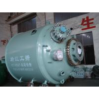 China Smooth surface glass lined chemical , pharmaceutical reactors -0.1Mpa~1Mpa Pressure wholesale