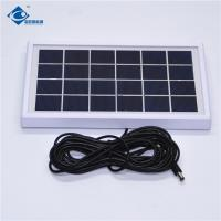 China Energy Saving 3W Polycrystalline Pv Solar Panel 240X180X17mm CCC CE Certificated wholesale