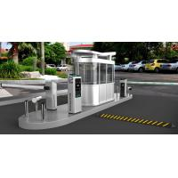 China Automatic Parking Ticket Dispenser System /  Smart Car Parking Vehicle Revenue Access Control on sale