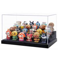 China Anti Dusty Clear Acrylic Display Boxes Clear Plastic Display Containers wholesale