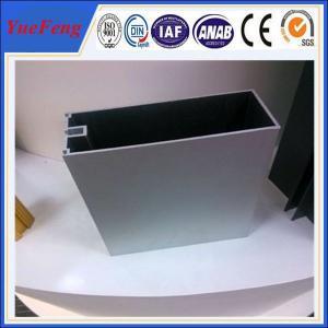 China Good! 2015 anodized official aluminium extrusion profile, bulk aluminum curtain wall profi wholesale