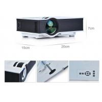 Quality UC40 Mini Portable IP/IR/USB/SD/HDMI Output LCD LED Home Theater Cinema Projector Business Projector for sale
