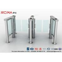 Quality Swing Barrier Gate Pedestrian Security Gate Visitor Entry Access Control For for sale