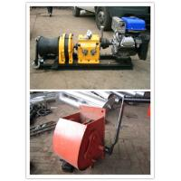 China manufacture Powered Winches, best quality cable puller,Cable Drum Winch wholesale