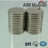 China Super Disc Magnets D12*3mm Rare Earth permanent Neodymium magnet wholesale