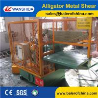 China Guarding hydrauic alligator shear wholesale
