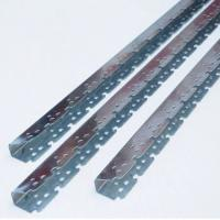 China Moisture Proof Galvanized Cassette Steel Keel No Deformation For Ceilings Frame wholesale