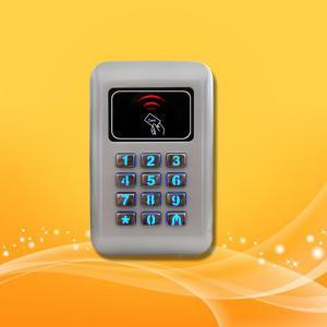 China Password Rfid Proximity Card Reader 125khz Beep Speaker With EM Lock wholesale