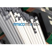 China 16SWG 3 / 4 Inch UNS S32750 / S32760 Duplex Stainless Steel Tubing For Instrumentation wholesale