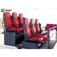 China Platform Cinema 4D 5D 7D 12D Cinema Motion Chair with Good Performance and Resonable Price wholesale