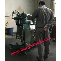 China insulation oil filter machine, oil purifier with Screw Oil Pump,Germany Vacuum Pump wholesale