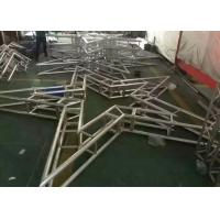 China Five Pointed Star Aluminum Truss Frame 300 * 300 Mm For Wedding / Party wholesale