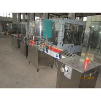 China High Precision Automatic Filling Machine No Bottle No Capping Self Cleaning Interface wholesale