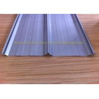 China Anti Scratch House Industrial Corrugated Roofing Sheets 600mm - 1250mm Width wholesale
