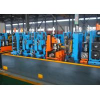 China High Speed Precision Tube Mill  , Carbon Steel Welded Pipe Making Machine wholesale