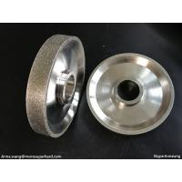 China Electroplated Diamond Lapidary Grinding Wheels for glass, gemstones Images wholesale