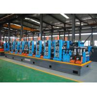 Buy cheap High Frequency Welding Carbon Tube Mill Line Water Supply Pipe Production from wholesalers