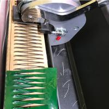 China Lightweight Conveyor Belt Splicing Machine Single Finger / Double Fingers Punch Press wholesale